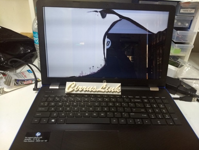 HP 15.6 inch laptop screen replacement in Perth