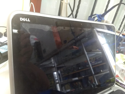 Dell laptop screen replacement in Perth