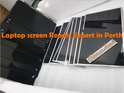 17.3 inch laptop notebook screen repair in Perth