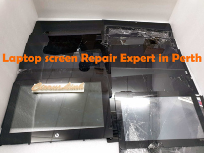 HP Dell ASUS Acer touch screen laptop repair in Perth