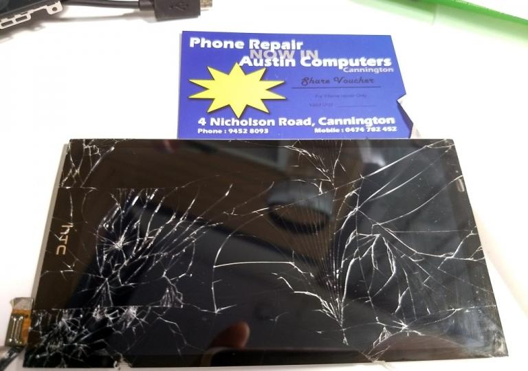 171129 - mobile phone screen repair in Perth by Cirrus Link
