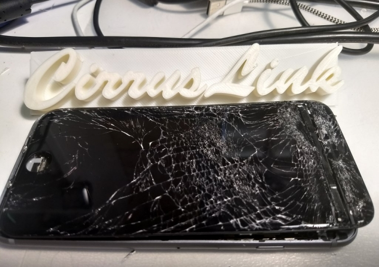 180109 - iphone screen repair